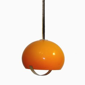 Space Age Style Hanging Lamp, 1970s