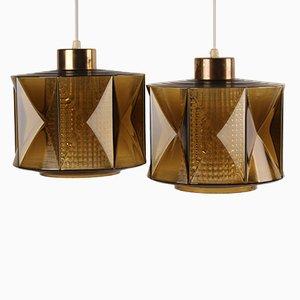 Swedish Pendant Lights, Set of 2