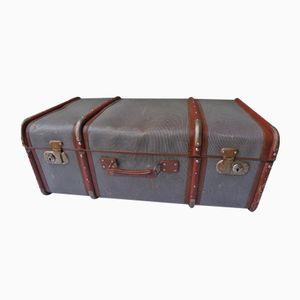 Großer Industrieller Vintage Koffer