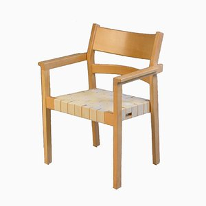 Model 882 Koldinghus Chair by Hans J. Wegner for Frederecia Stolefabrik, 1980s