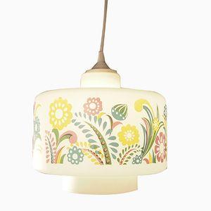 Lampe à Suspension Florale de Venini