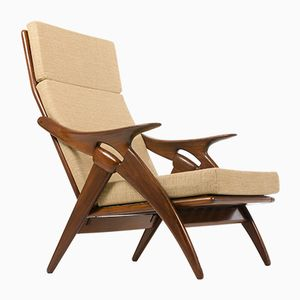 De Knoop Lounge Chair from Gelderland, 1960s