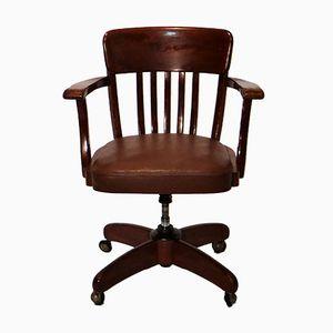 Chaise de Bureau, Allemagne, 1950s