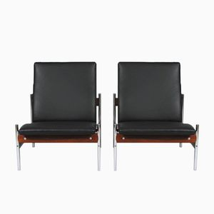 Model 1001F Chair by Sven Ivar Dysthe for Dokka, 1960s