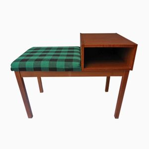Swedish Seat & Shelf, 1960s