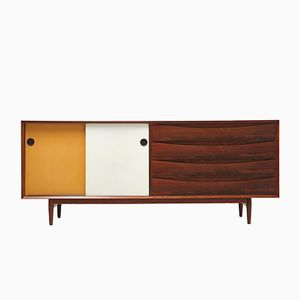 Vintage Palisander Sideboard von Arne Vodder für Sibast Møbler