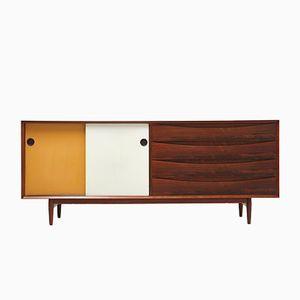 Vintage Rosewood Sideboard by Arne Vodder for Sibast Møbler