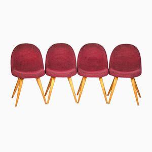 Vintage Stühle von Jirak Frantisek, 4er Set