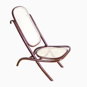 Antique Folding Chair from Gebrüder Thonet