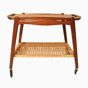Danish Serving Cart, 1950s