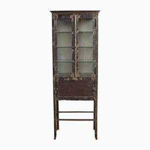 Industrial Bauhaus Display Cabinet, 1930s