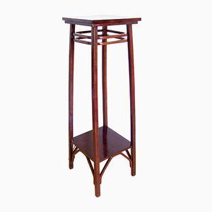Model 45 Piedestal Tisch von Thonet