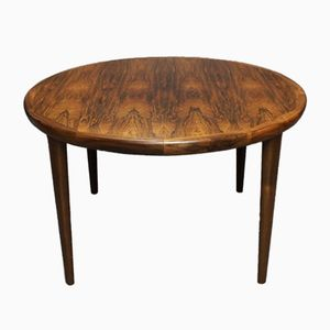 Dining Room Table in Rosewood by Arne Vodder, 1960s