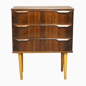 Small Chest of Drawers in Rosewood from Trekanten, 1960s