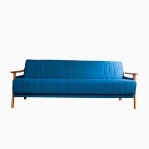 Cobalt Blue Daybed, 1960s