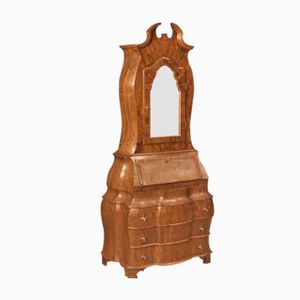 Mobile Mid-Century in legno di ulivo, Venezia