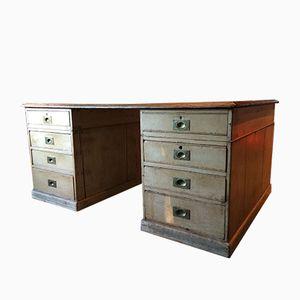 Antique Victorian Desk in Pine