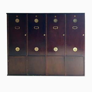 Industrial Haberdashery Locker Cabinet