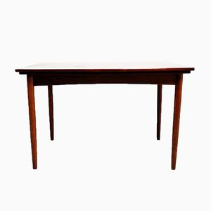 Scandinavian Extendable Teak Dining Table