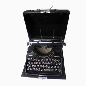 Vintage Typewriter from Continental