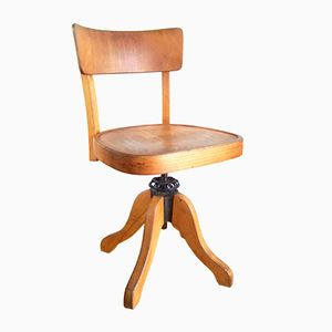 Model 633 Swivel Chair from Thonet, 1920s