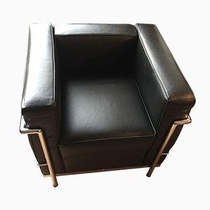 Vintage LC2 Sessel von Le Corbusier für Cassina