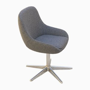 Office Chair in Grey, 1970s