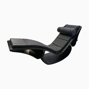 Vintage Rio Lounge Chair by Oscar Niemeyer for Fasem
