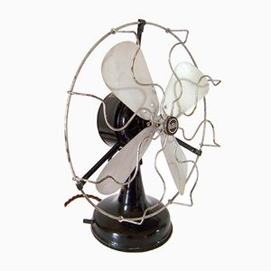 Czech Desk Fan from Atlas, 1930s