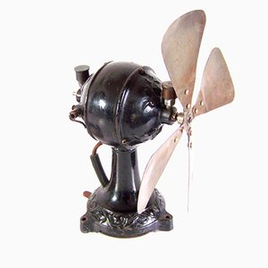 Antique Desk Fan, 1910s
