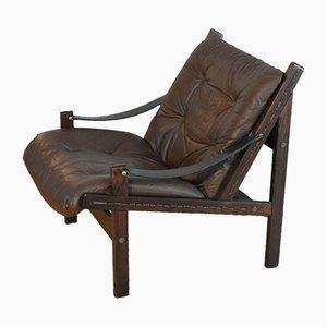 Norwegian Hunter Chair Trio by Torbjørn Afdal for Bruksbo, 1966