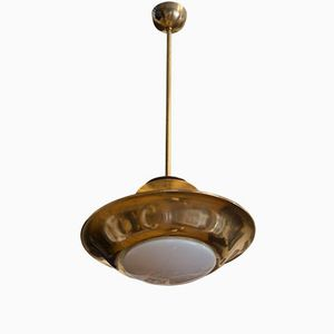 Bauhaus Ceiling Lamp by Franta Anyz, 1930s