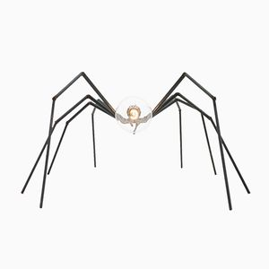 Vintage Spider Floor or Table Lamp, 1970s
