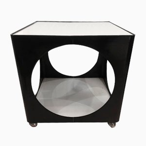 Vintage Coffee Table by Joe Colombo, 1960s