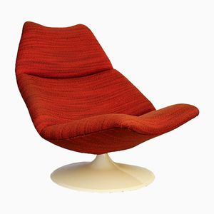 F511 Swivel Chair by Geoffrey Harcourt for Artifort, 1960s