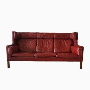 2193 Coupe Sofa von Børge Mogensen für Fredericia Furniture