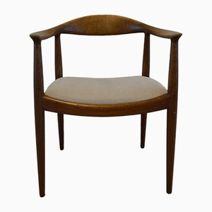 Mid-Century 503 Chair by Hans J. Wegner for Johannes Hansen