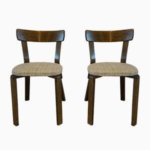 Prewar Stuhl 69 von Alvar Aalto für Artek, 1940er