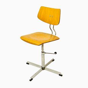 Chaise de Bureau Vintage, République Tchèque