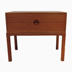 Danish Chest of Drawers with Two Drawers from Aksel Kjersgaard, 1960s