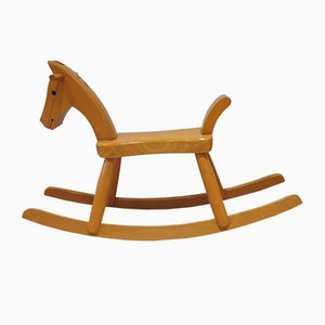Vintage Rocking Horse from Kay Bojesen, 1960s