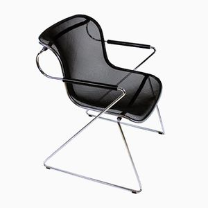 Vintage Penelope Stacking Armchair by Charles Pollock for Castelli