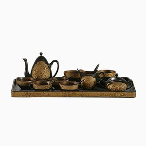 19th Century Decorative Tea Service