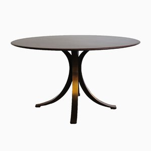 Vintage T69 Table by Osvaldo Borsani & Eugenio Gerli for Tecno