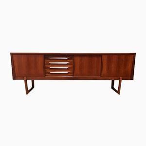 Long Teak Sideboard from Elliotts, 1970