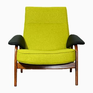 Vintage Lounge Arm Chair by Theo Ruth for Artifort