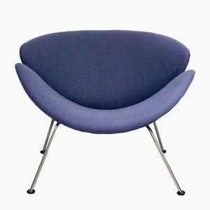 Vintage Orange Slice Stuhl von Pierre Paulin für Artifort
