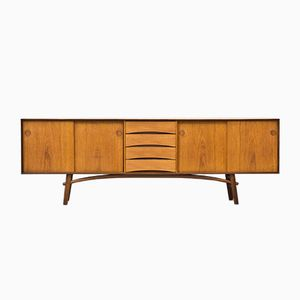 Norwegian Sideboard by Rastad & Relling for Gustav Bahus, 1950s