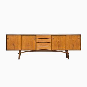 Norwegisches Sideboard von Rastad & Relling für Gustav Bahus, 1950er