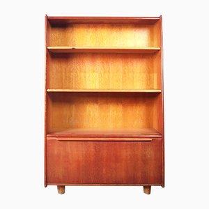 Vintage Bücherregal aus Oak Series von Cees Braakman für Pastoe